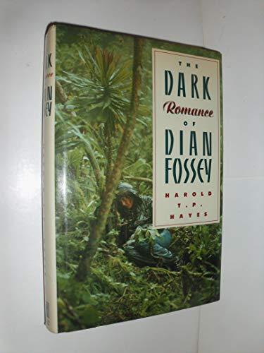 9780671633394: The Dark Romance of Dian Fossey
