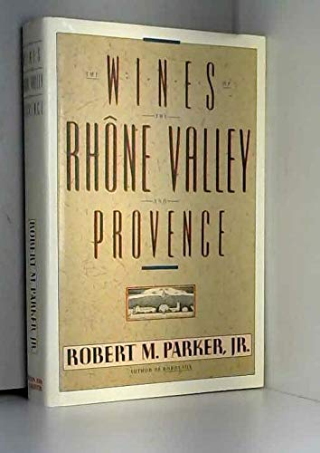 9780671633790: Wines of the Rhone Valley and Provence