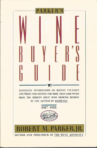 9780671633806: Parker's Wine Buyer's Guide