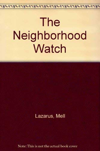 9780671633882: Neighborhood Watch