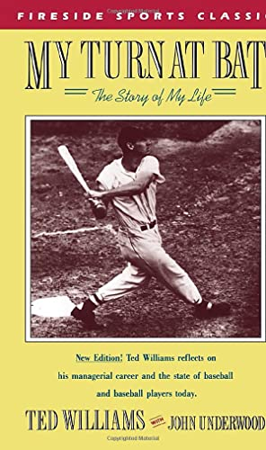 9780671634230: My Turn at Bat: The Story of My Life (Fireside Sports Classics)