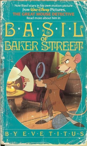 9780671635176: Basil of Baker Street by Eve Titus (1988-09-01)