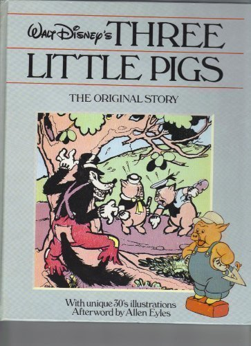 Three Little Pigs from the Famous Walt Disney Film Presented by Mickey Mouse and Ensign Limited