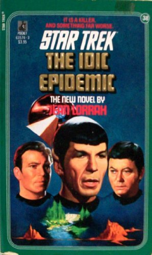 9780671635749: The IDIC Epidemic (Star Trek, Book 38)