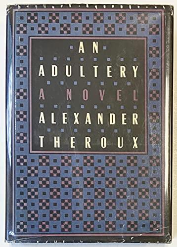 9780671635893: An Adultery