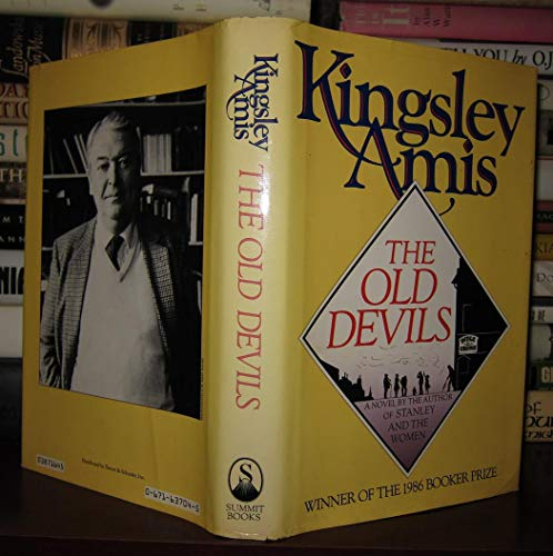 9780671637040: The Old Devils