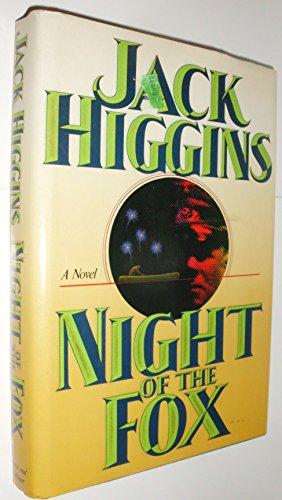 9780671637279: Night of the Fox