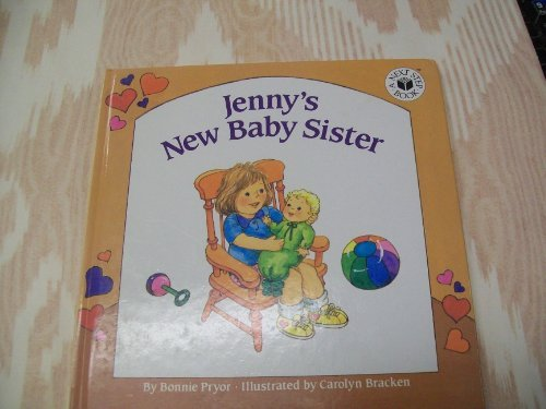 9780671637583: Jenny's new baby sister (A Next step book/Little helpers)