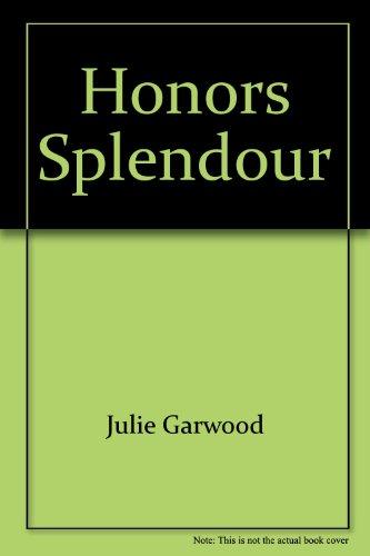 9780671637811: Honor's Splendour