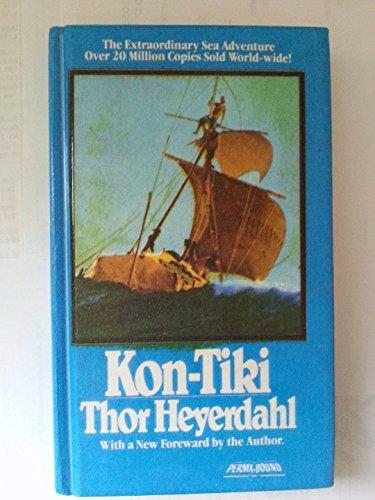 9780671637897: Kon-Tiki: Across the Pacific in a Raft