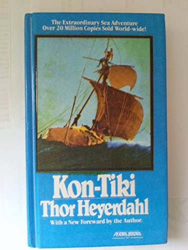9780671637897: Kon-Tiki: Across the Pacific in a Raft