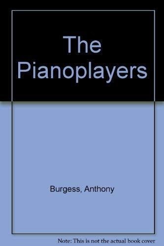 9780671637927: The Pianoplayers