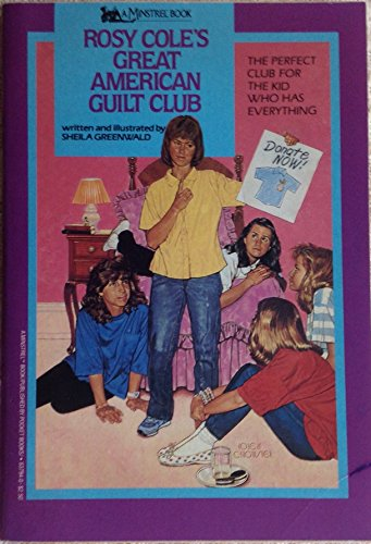 9780671637941: Rosy Cole's Great American Guilt Club