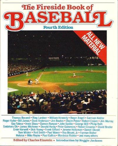 9780671638122: Fireside Book of Baseball