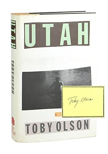 Utah (SIGNED): Olson, Toby