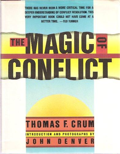 9780671638184: MAGIC OF CONFLICT