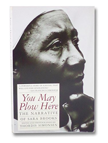 9780671638481: You May Plow Here: The Narrative of Sara Brooks (Touchstone Book)