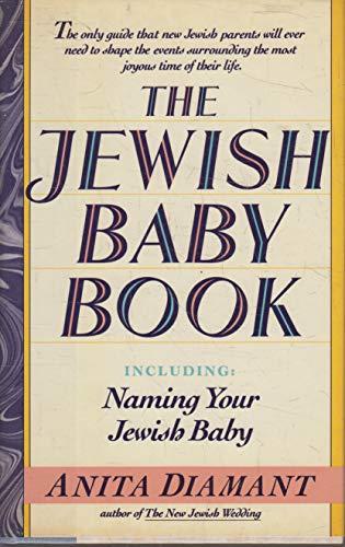 9780671639358: The Jewish Baby Book