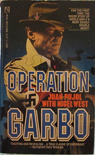 9780671640132: Operation Garbo