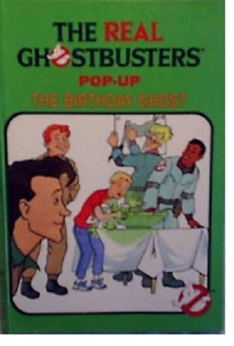 9780671640330: The Birthday Ghost (The Real Ghostbusters Pop-Up)