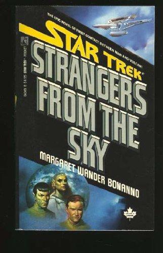9780671640491: Strangers From The Sky (Star Trek)