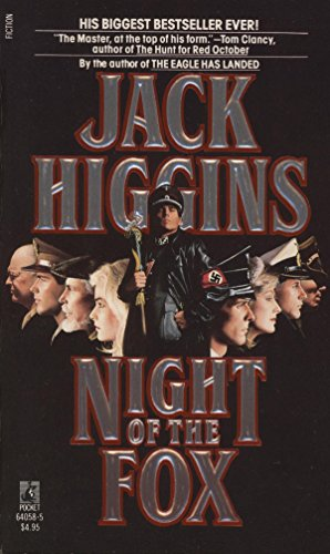 Night of the Fox: Higgins, Jack