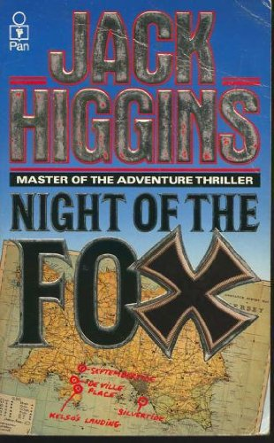 9780671640583: Night of the Fox