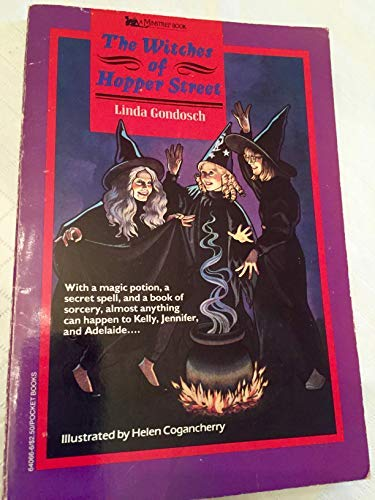 9780671640668: Witches of Hopper Street