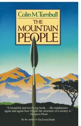 9780671640989: The Mountain People