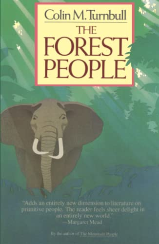 9780671640996: The Forest People (Touchstone Book)