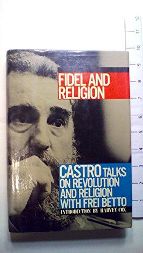 9780671641146: Fidel and Religion: Castro Talks on Revolution and Religion
