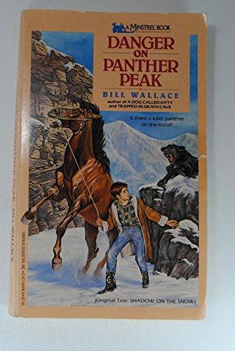 9780671641160: Danger On Panther Peak