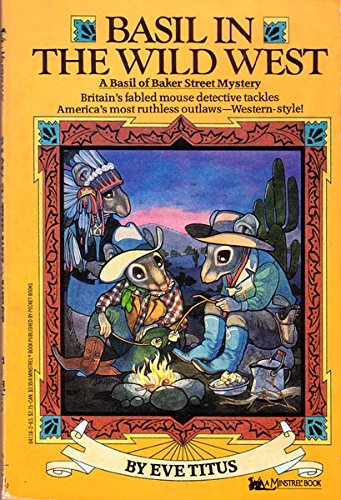 9780671641184: Basil in the Wild West: A Basil of Baker Street Mystery