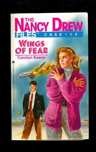 9780671641375: Wings of Fear (Nancy Drew Casefiles, Case 13)