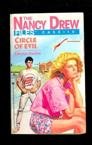 9780671641429: Circle of Evil (Nancy Drew Casefiles, Case 18)