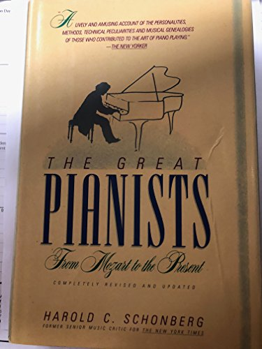 9780671642006: The great pianists