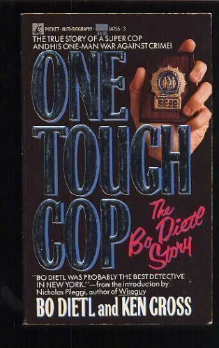 9780671642556: One Tough Cop: The Bo Dietl Story