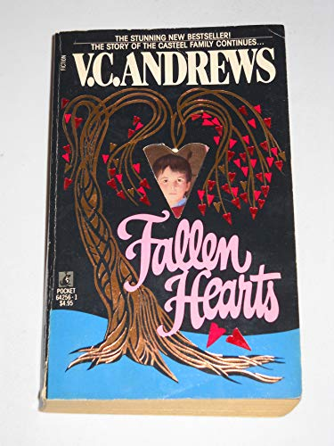 9780671642563: Fallen Hearts (The Casteel Family, No. 3)