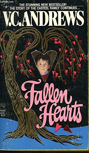 9780671642563: Fallen Hearts (The Casteel Family, No. 3)