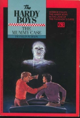 9780671642891: MUMMY CASE (HARDY BOYS 63) (Hardy Boys Mystery Stories)