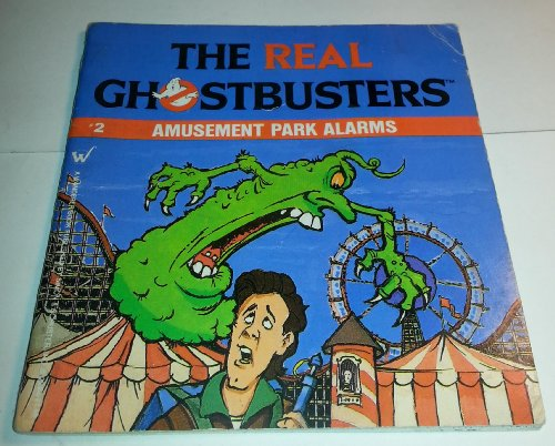 9780671642945: The Real Ghostbusters Amusement Park Alarm (Wanderer Books, 2)