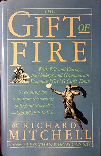 9780671643270: Gift of Fire (A Fireside book)