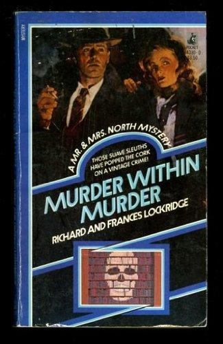 9780671643300: Murder Within Murder(A Mr. & Mrs. North Murder Mystery)