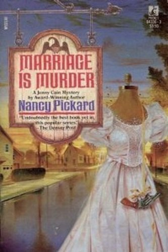 9780671643362: Marriage Is Murder (Jenny Cain Mysteries, No. 4)