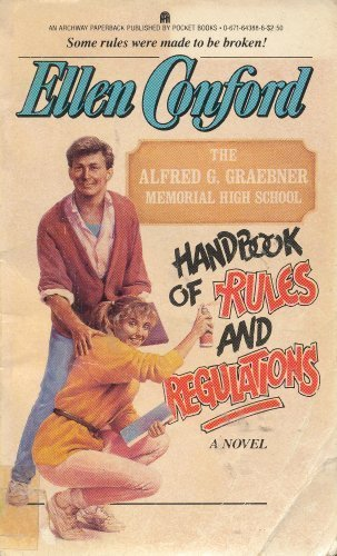 9780671643881: Alfred G. Graebner Memorial High School Handbook of Rules and Regulations