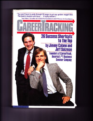 9780671644109: Careertracking: 26 Success Shortcuts to the Top