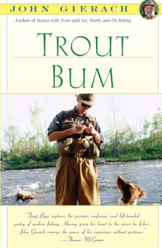 9780671644130: Trout Bum (John Gierach's Fly-fishing Library)