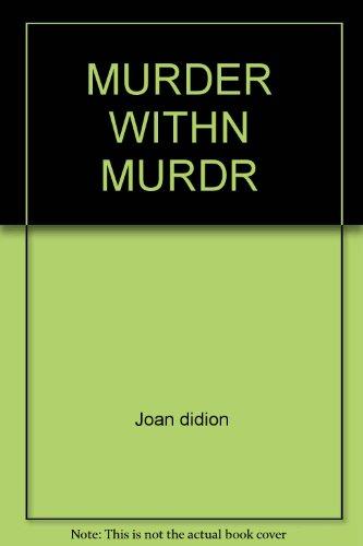 9780671644307: Murder Within Murder