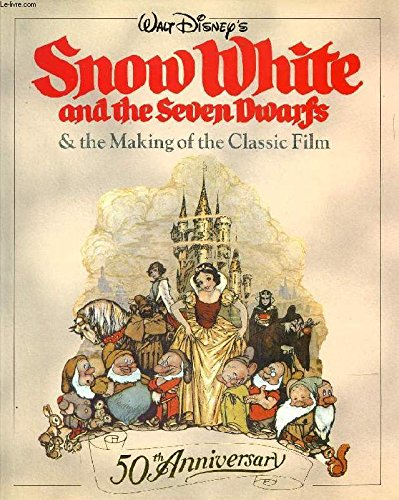 Walt Disney's Snow White and the Seven: Holliss, Richard; Sibley,