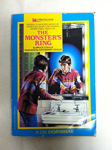 9780671644413: The Monster's Ring